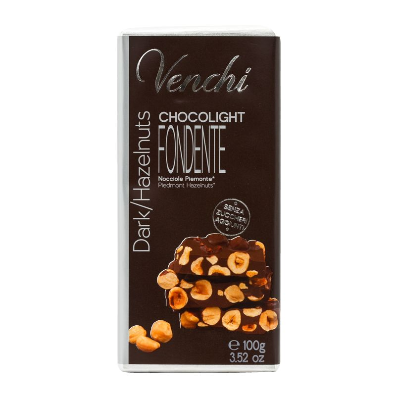 Venchi Sugarfree Nocciolato Dark 100g