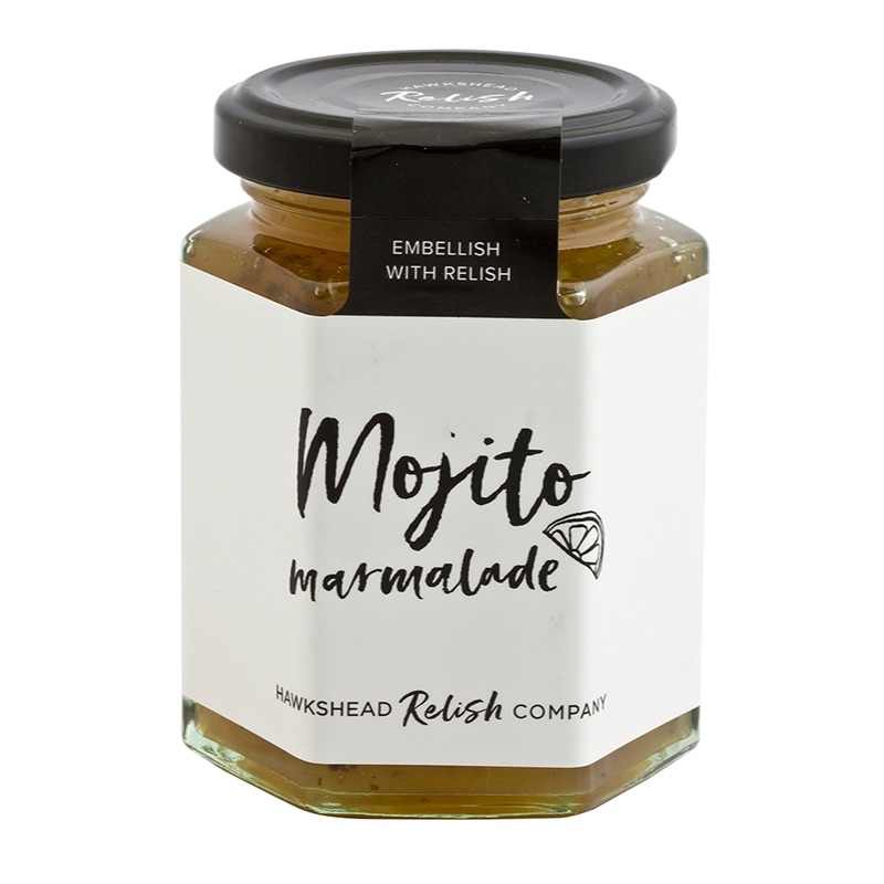 Hawkshead Relish Mojito Marmalade 225g