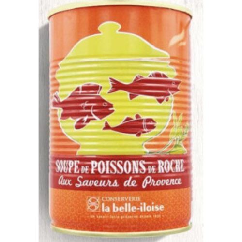 Belle Iloise Fish Soup with Fennel & Provence Herbs 400g