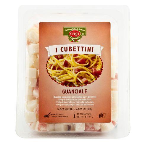 Gigi* I Cubettini Guanciale 100g