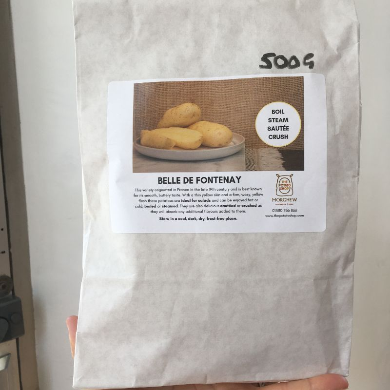 Potato Belle de Fontenay 500g