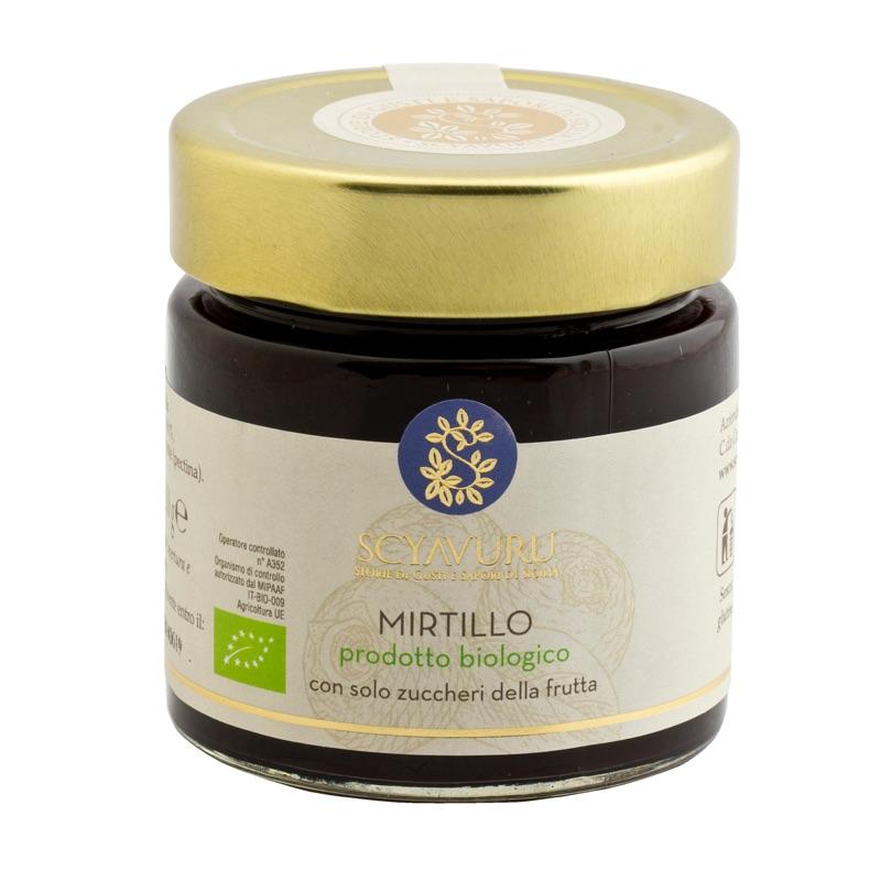 Scyavuru Preparazione di Mirtillo Organic 250g