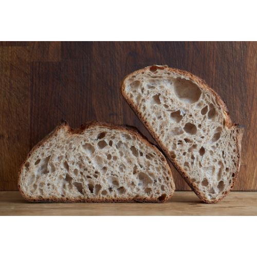 GC Table Loaf Sourdough 0,5 kg (a half of a 1kg loaf)