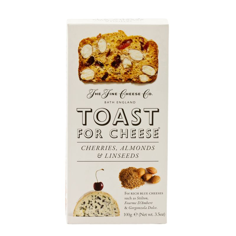 Fine Cheese Toast Cherry, Almond & Linseeds 100g