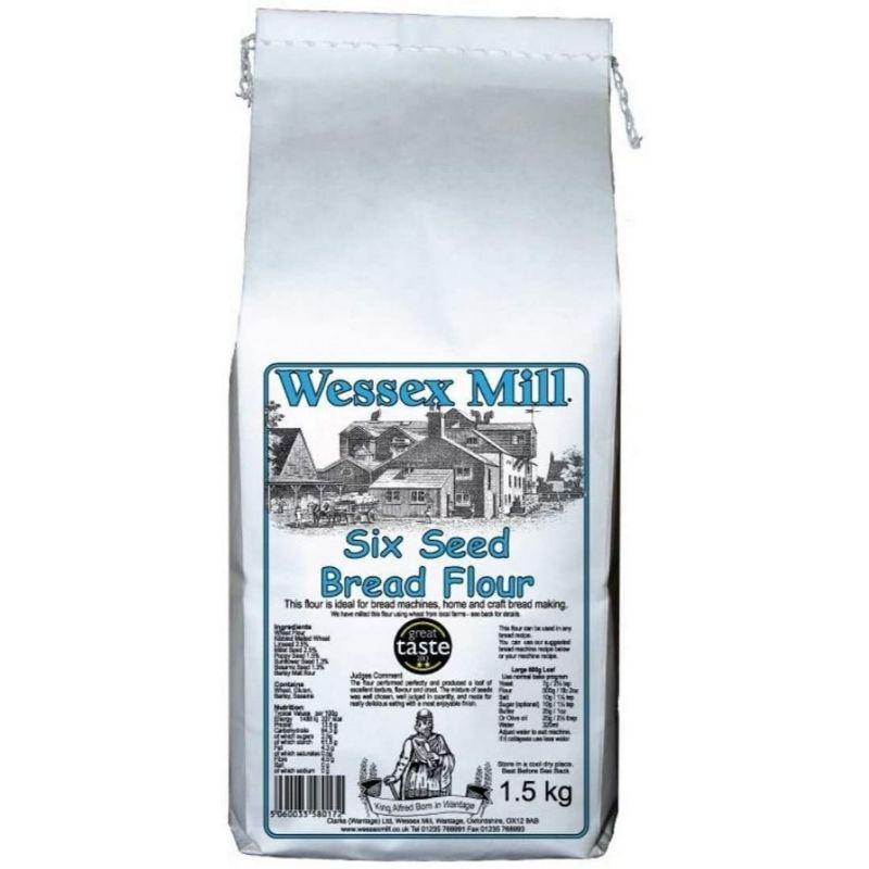 WessexM SixSeed flour 1,5kg