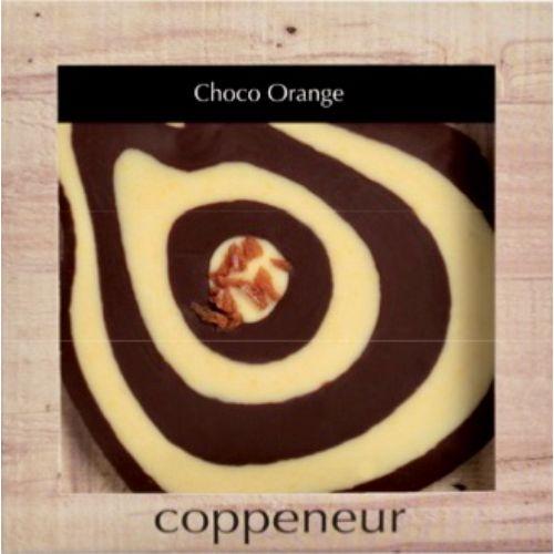 Coppeneur Île de Chocolat Chocolate-Orange 100g