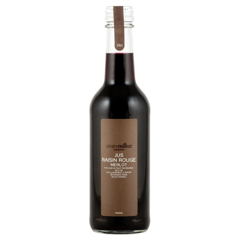 Alain M. Merlot grape juice 0,33l