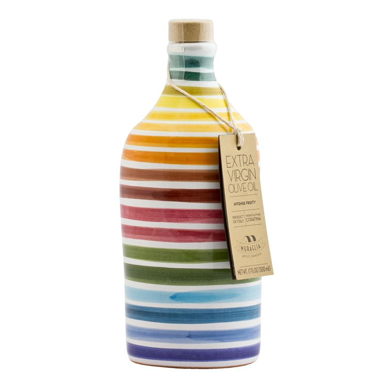 Muraglia Extra Virgin Olive Oil Intense Fruity rainbow 500ml