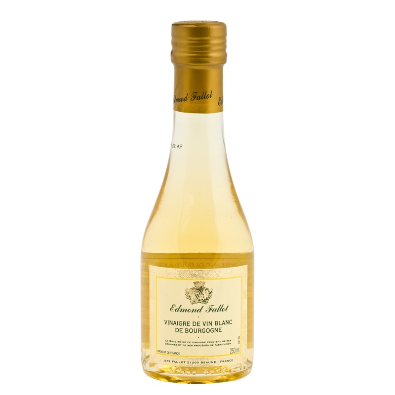 E.Fallot White Wine Vinegar Burgundy 250ml