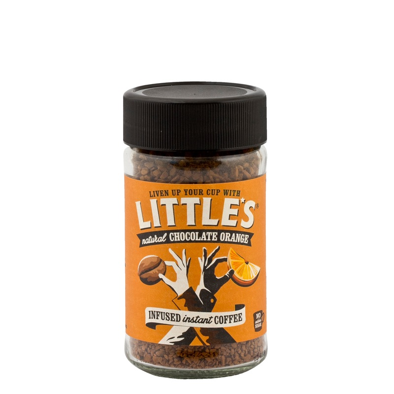 Little's instant coffee + choc&orange50g