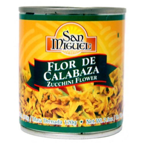 San Miguel Zucchini Flowers in Brine 215g