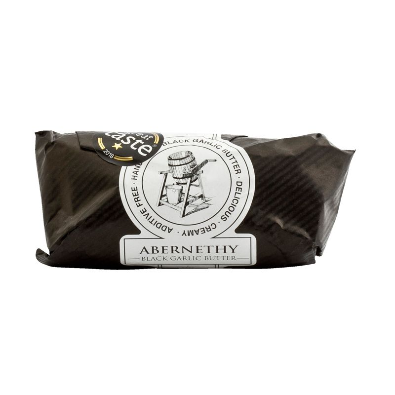 Abernethy* Black garlic butter 100g