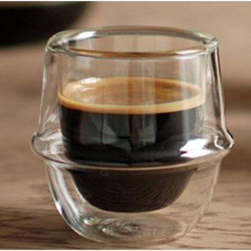 KINTO Kronos Double wall coffee cup 250ml
