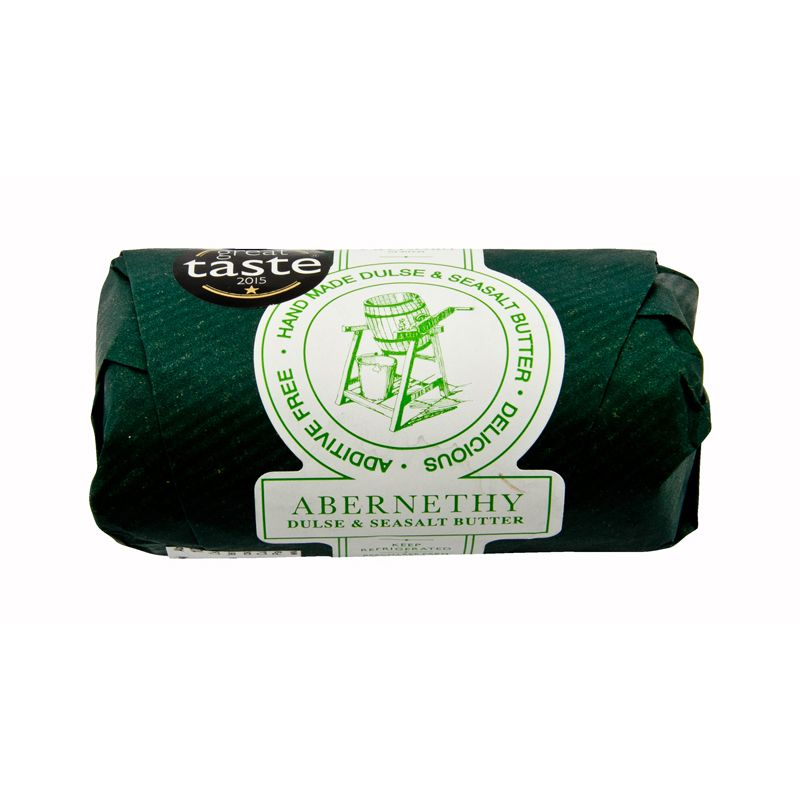 Abernethy* Dulse and Sea Salt butter 100g