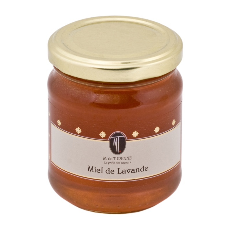 M.Turenne Lavender honey 250g
