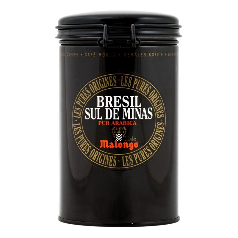 Malongo Café Bresil Sul Minas 250g