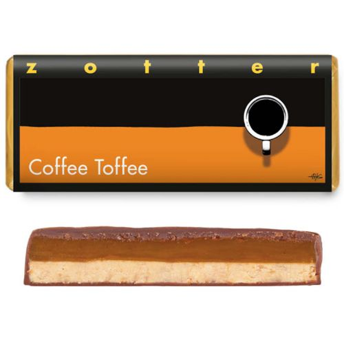 Zotter Coffee Toffee 70g