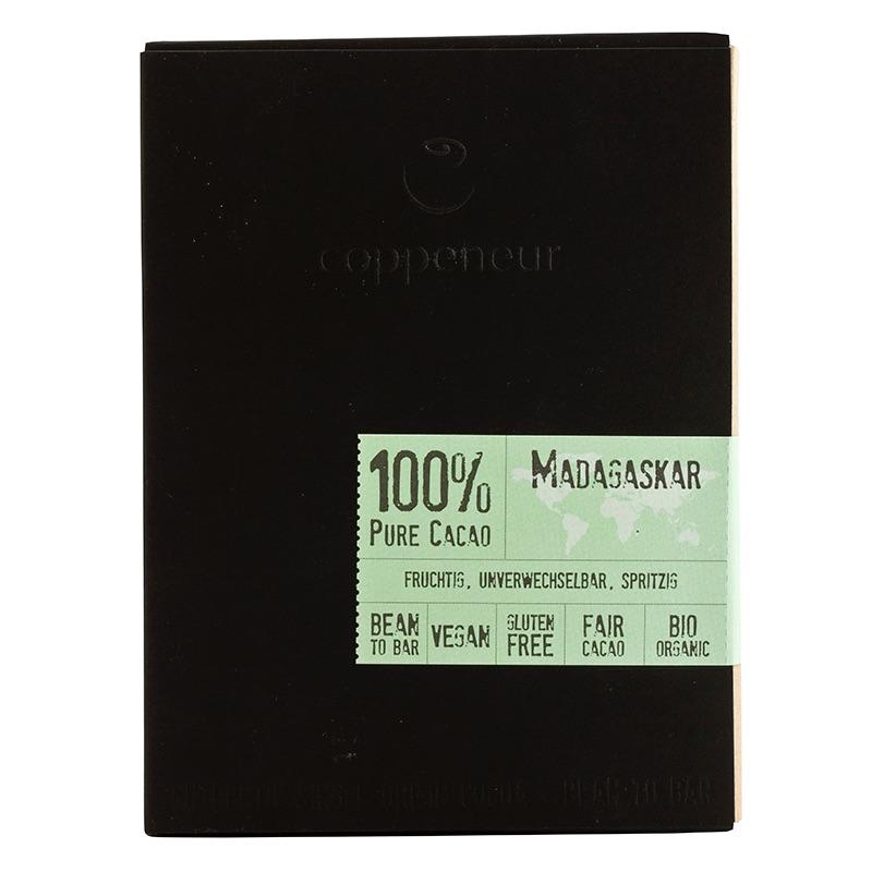 Coppeneur Puristique Organic Madagaskar 100% 50g