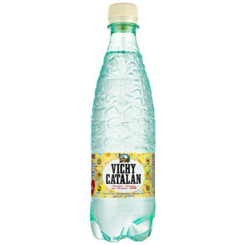 Vichy Catalan Genuina Naturally Sparkling Water  PET 500ml