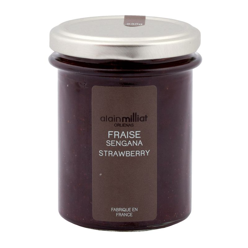Alain M. Strawberry jam  230g