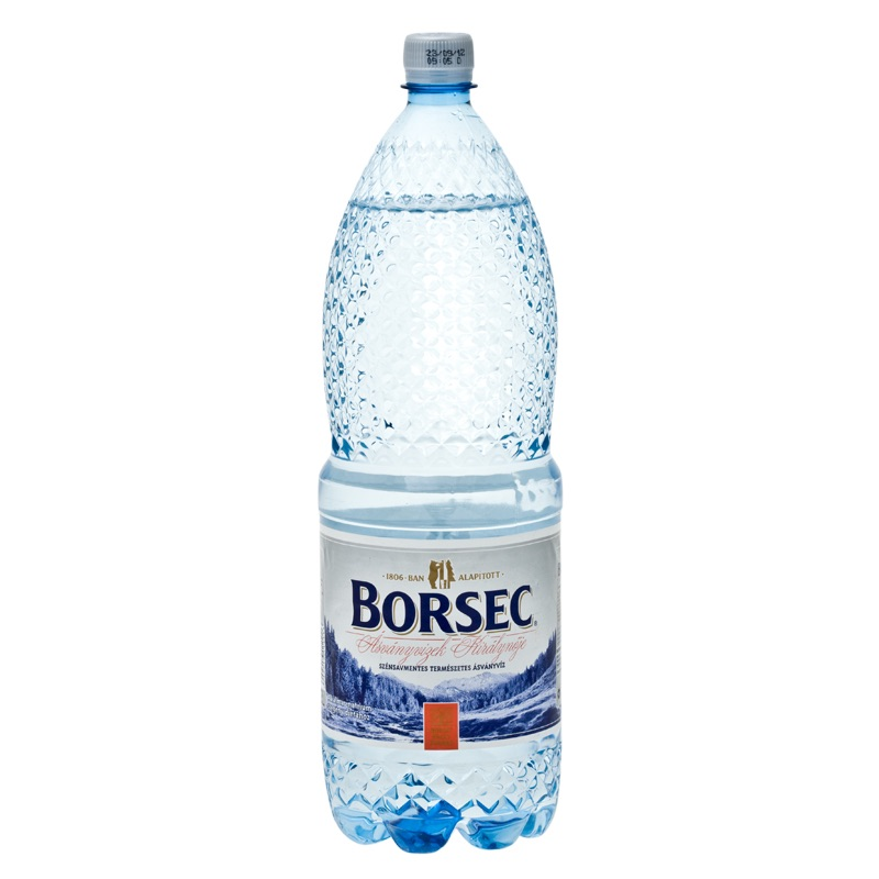 Borsec mineral water, still 2l