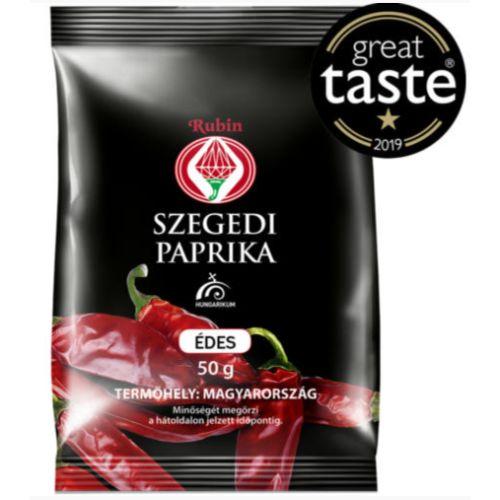 Rubin Sweet Hungarian Paprika 50g