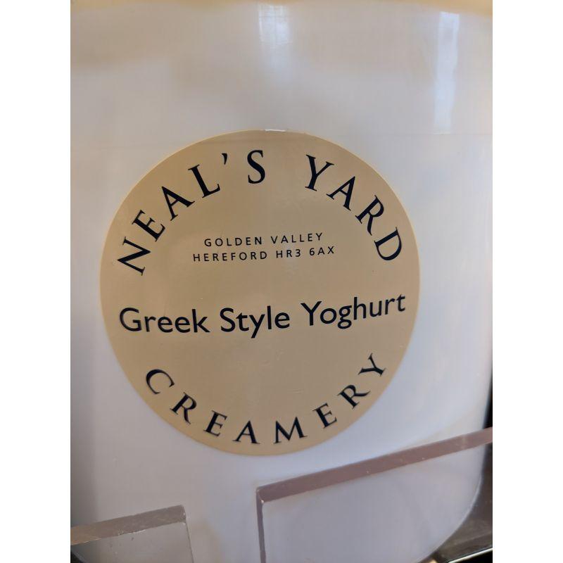 Neal's Yard Greek Style Yoghurt 200g