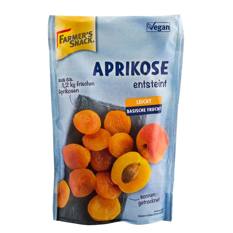 Farmer's Apricots 200g