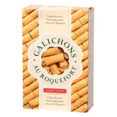 Menes Galichons Roquefort 125g