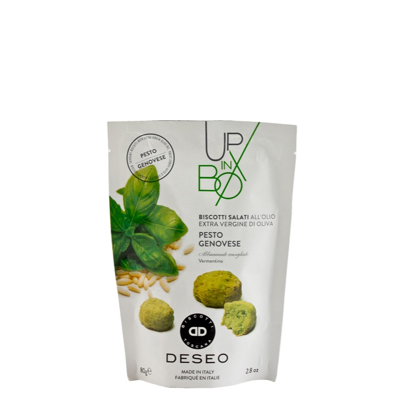 Deseo Up in Box Pesto Genovese 80g