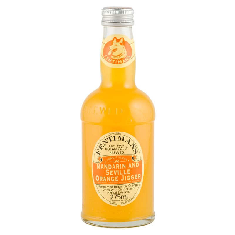 Fentimans Mandarin & Orange jigger 275ml