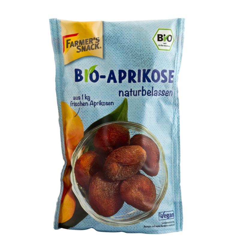 Farmer's Apricots Organic 200g