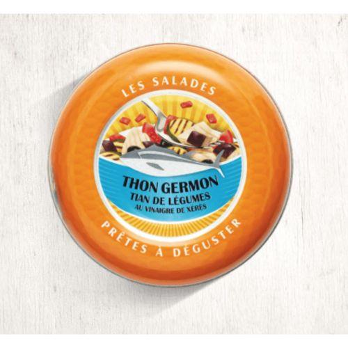 Belle Iloise Salad Tuna Vegetables 165g