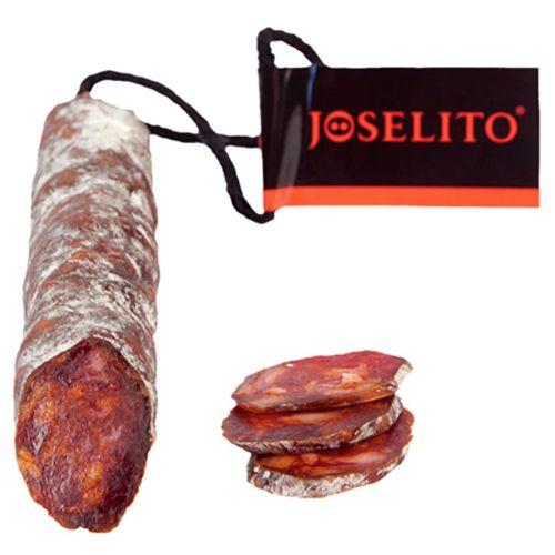 ES Joselito Chorizo Iberico 2.3kg, Freshly sliced