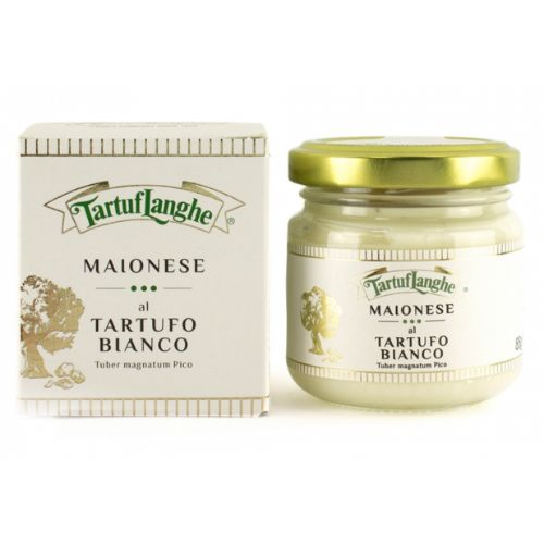 Tartuflanghe Mayo with white truffle 85g