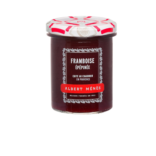 Menes Raspberry Jam Seedless 280g