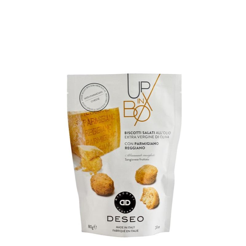 Deseo Up in Box Parmigiano Reggiano 80g