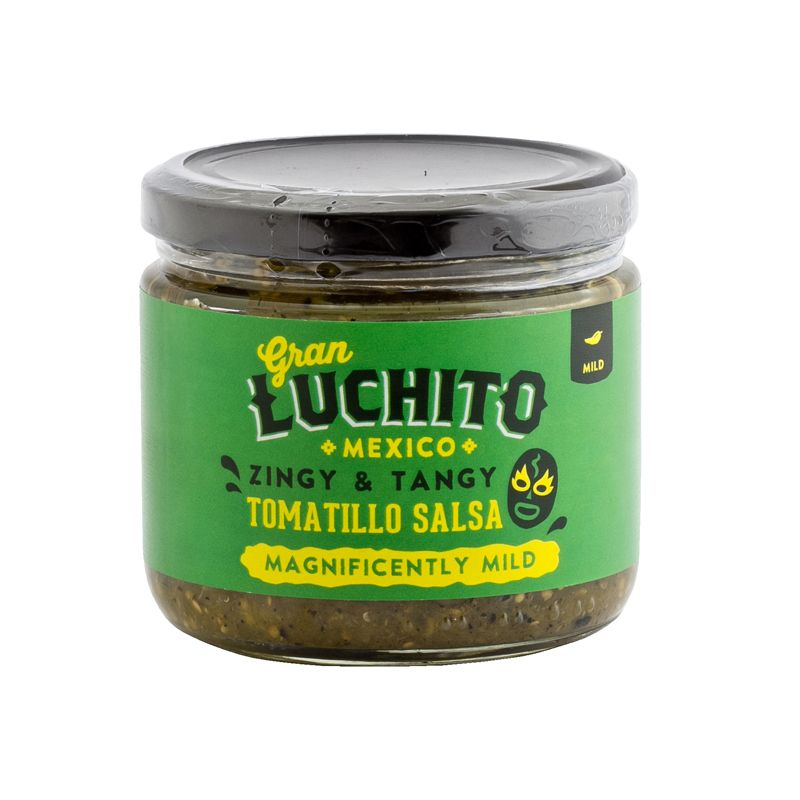 Gran Luchito Salsa Mild Tomatillo 300g