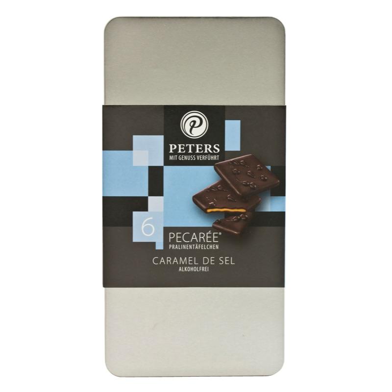 Peters Pecaré Caramel De Sel 63g
