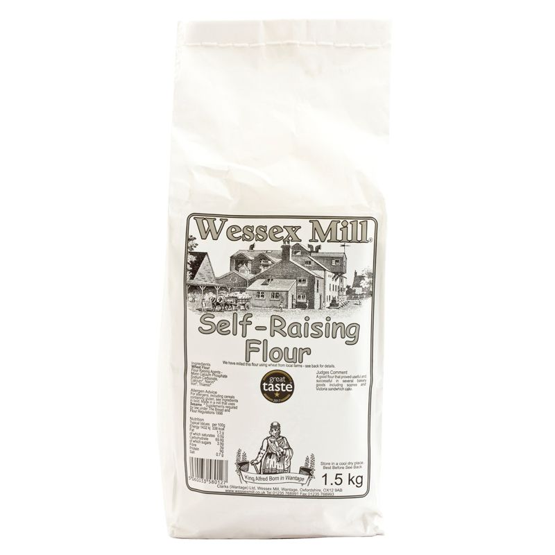 WessexM Self-Raising flour 1.5kg