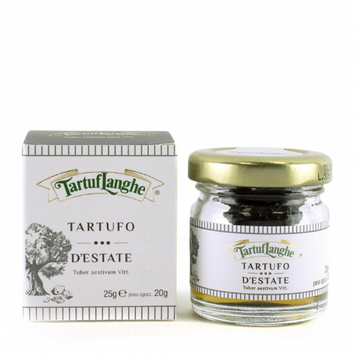 Tartuflanghe Aestivum Black truffle whole 20g