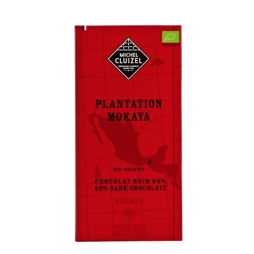 "Michel Cluizel Plantation ""Mokaya"" Noir 66% dark 70g"