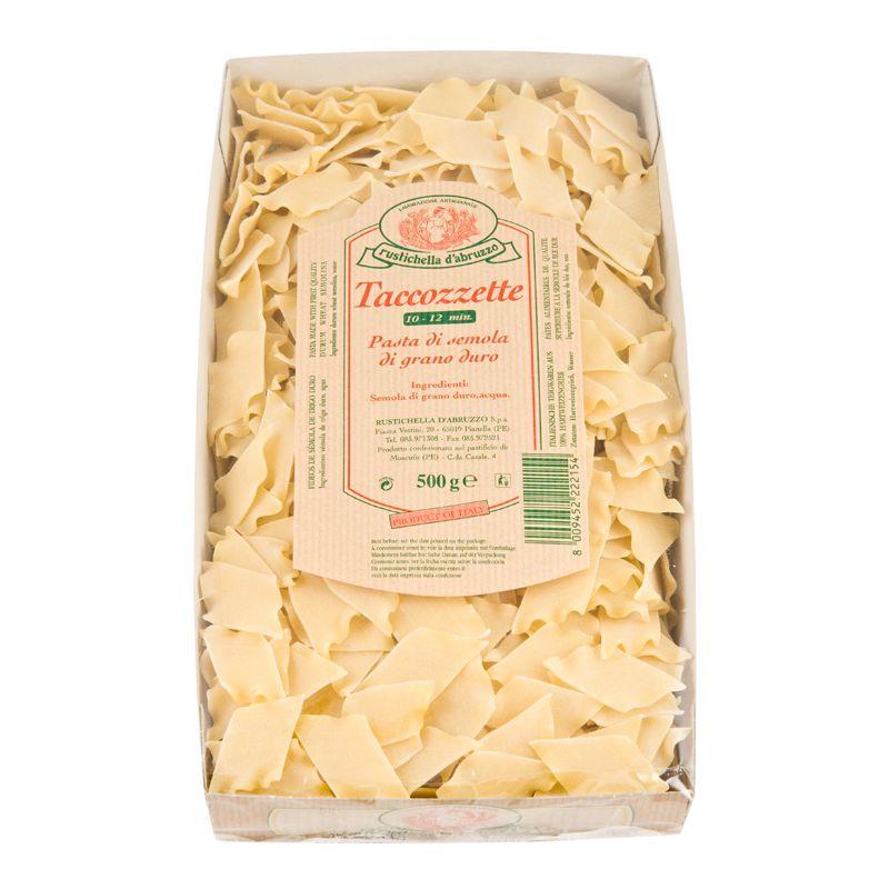 Rustichella Taccozzette grano duro 500g