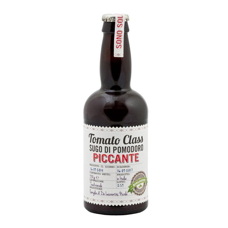 Tomato Class Sugo Pom. Piccante Organic 330g