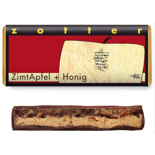 Zotter Cinnamon Apple Honey 70g
