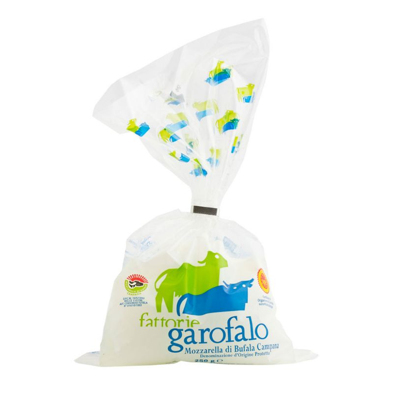 Garofalo* Mozzarella di Bufala Bustine 1x250g