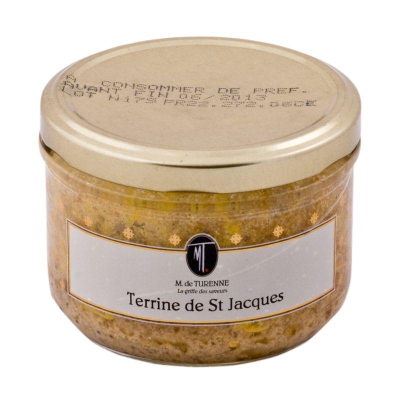 M.Turenne* Terrine St Jacques 200g
