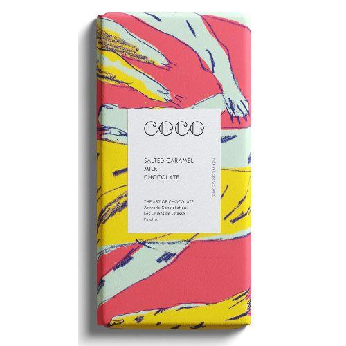 Coco Choco Milk Salted Caramel 80g
