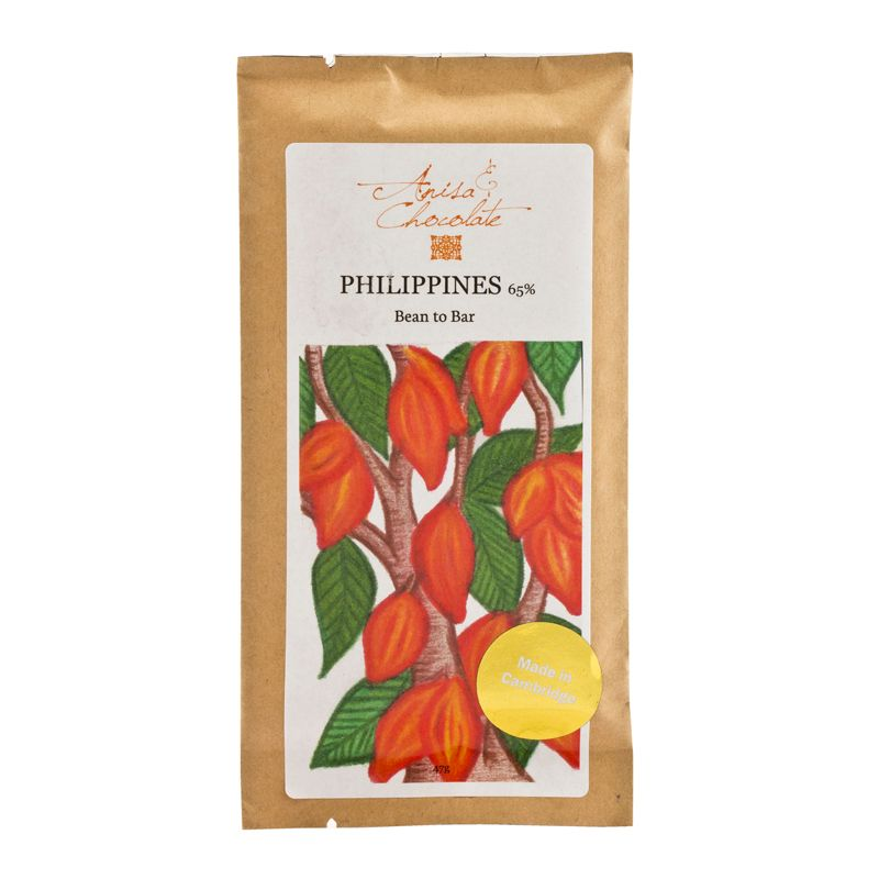 Anisa and Chocolate Bean to Bar Philippines 47g