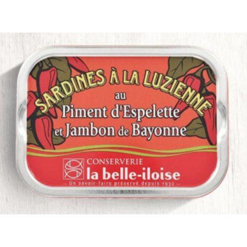 Belle Iloise Sardines Luzienne 115g